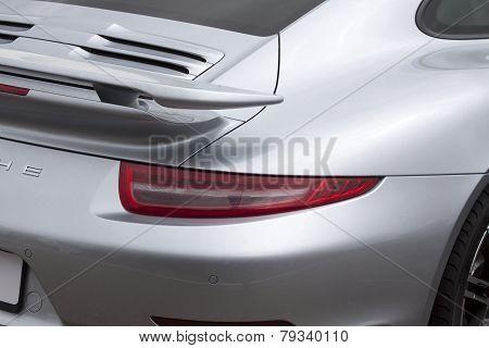 Famous sports car