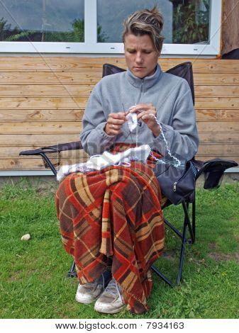 Serious Knitter