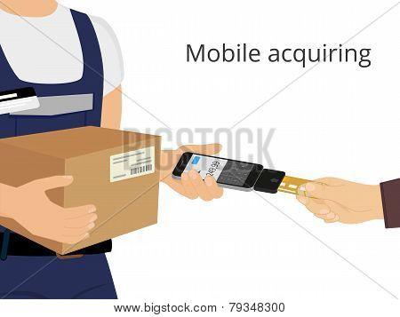 Mobile acquiring