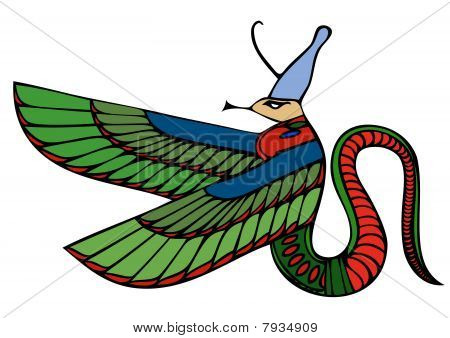 mythical creature of ancient Egypt