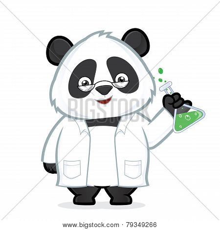 Professor panda