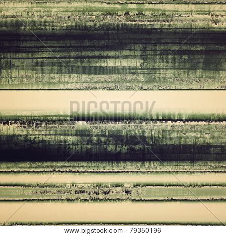 Designed background in grunge style. With different color patterns: green; brown; black; gray