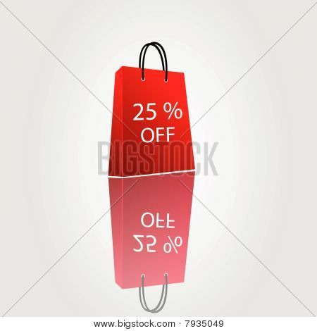 25 Percent Off Bag