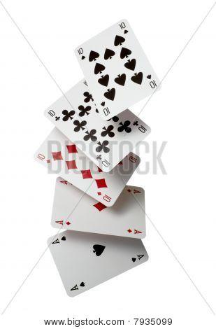 Cards Poker Gamble Game Leisure