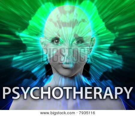 Female Psychiatric Treatment Psychotherapy