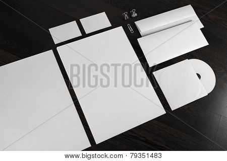Stationery And Corporate Id Template