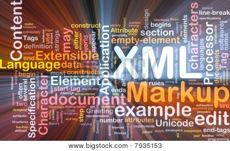 Xml Word Cloud Box Package