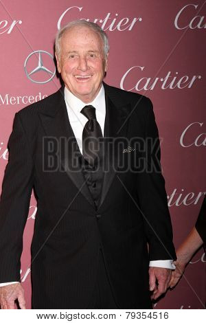 LOS ANGELES - JAN 3:  Jerry Weintraub at the Palm Springs Film Festival Gala at a Convention Center on January 3, 2014 in Palm Springs, CA