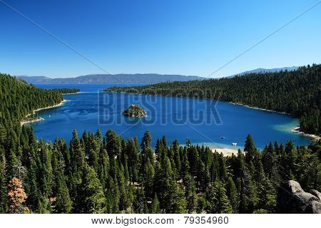 Emerald Bay, Lake Tahoe, CA