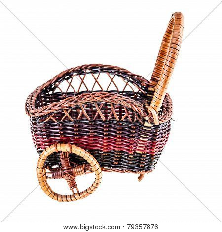 Wicker Cart