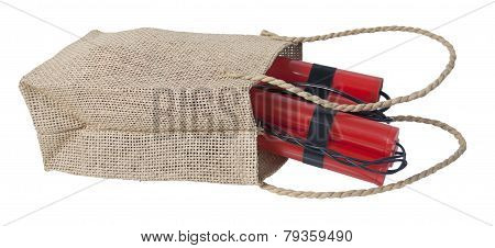 Dynamite In A Burlap Bag