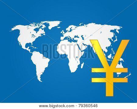 Global Economy Yen