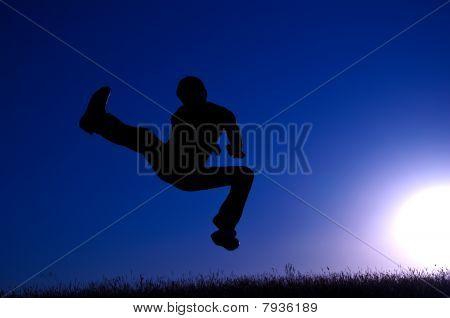 Sunlit Jumps