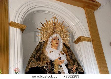 Religion statuette, Alora.