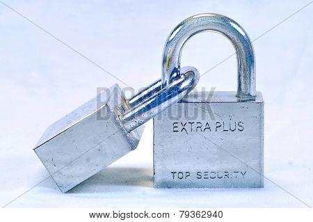 Double Locked Keys