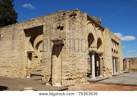 Upper basilica, Medina Azahara.