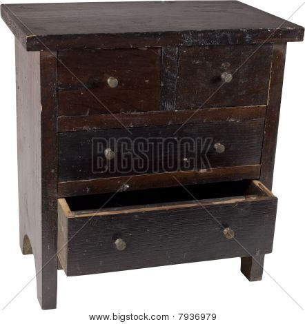 Antique Chest 2