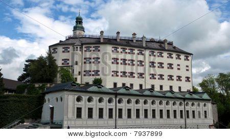 Ambras Palace (Schloss Ambras) Innsbruck, Austria