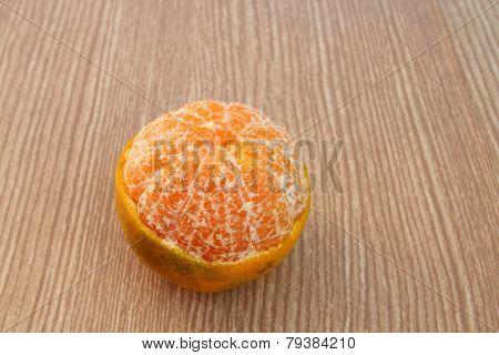 Peeled Orange 2
