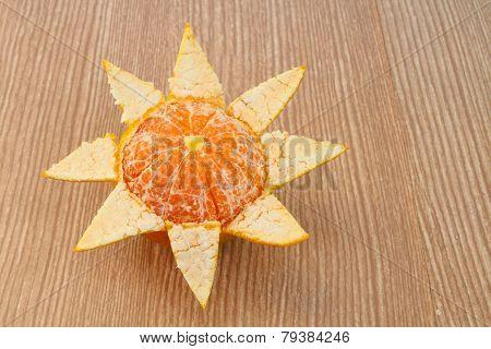 Peeled Orange 3