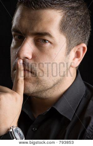 Silence, it's a secret