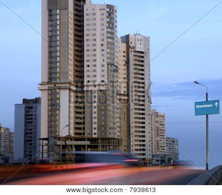 Building Estate In Kyiv City