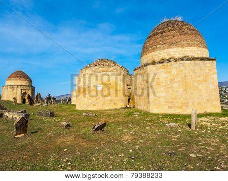 Yeddi Gumbez Mausoleum