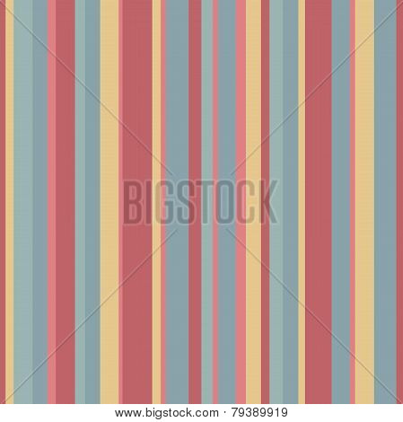Abstract Vector Wallpaper With Strips. Seamless Pastel Background