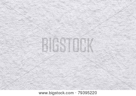 White towel cotton texture and pattern for the background