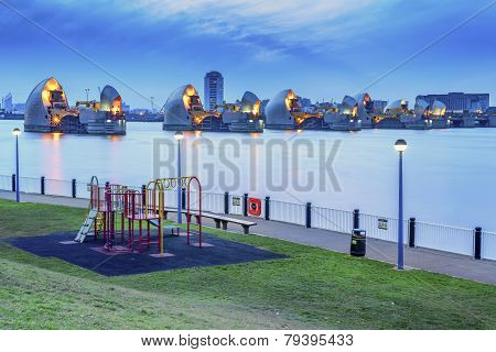 Thames Barrier Informarion Center
