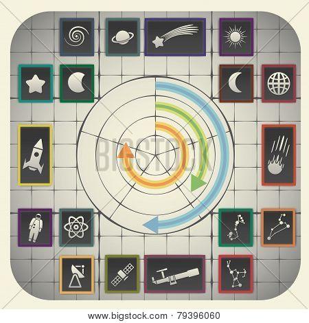 Astronomy Infographics