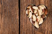 pic of brazil nut  - Brazil Nuts  - JPG