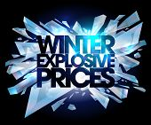 pic of explosion  - Winter explosive prices - JPG