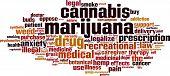 pic of gash  - Marijuana word cloud concept - JPG
