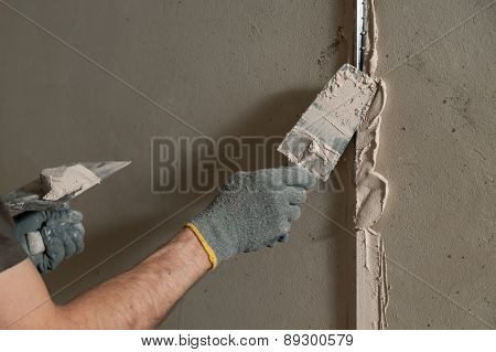 Woker Fixes A Guide To Align The Walls With Stucco