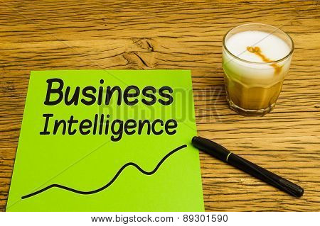 Business Intelligence Graph Green Paper