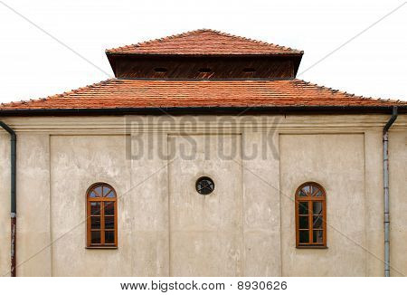 The Old Synagogue In Sandomierz, Poland