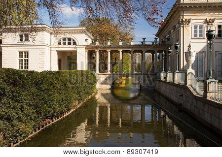 Warsaw.lazienk (bath)royal Par.palace On The Water