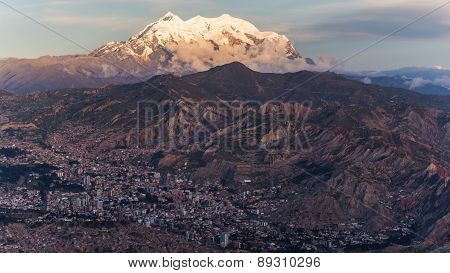 La Paz From Above
