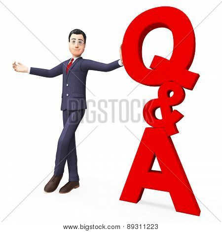 Q And A Means Frequently Asked Questions And Answer