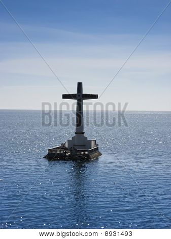Camiguin Island Sunken Cemetary