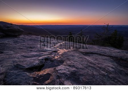 Blue Ridge Parkway Sunrise 5