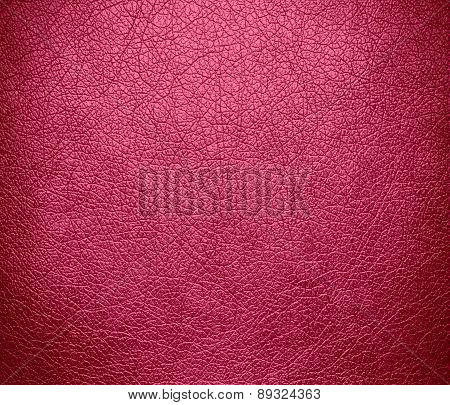 Blush color leather texture background