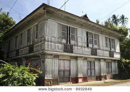 Traditional Style House Philippines