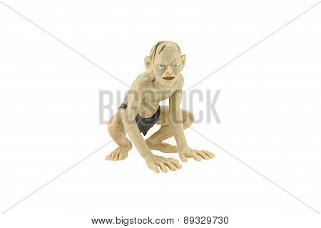 Gollum Action Figure Toy