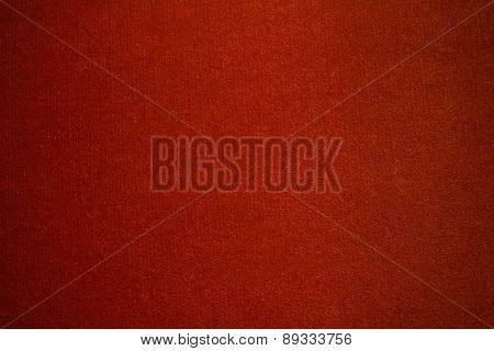 Reddish Plush Texture