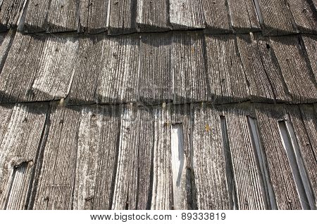 Roof Wooden Elements