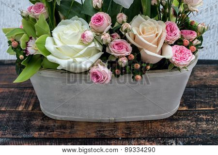 Beautiful Roses Decoration