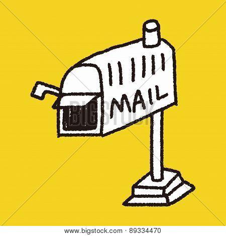 Doodle Mailbox