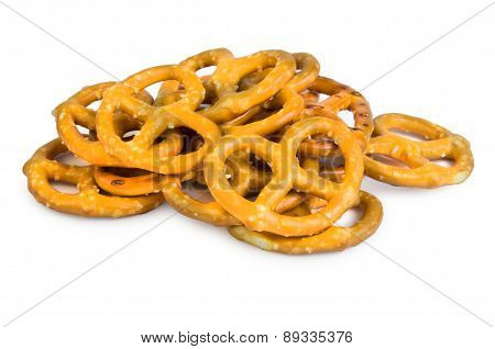 Bretzels With Salt